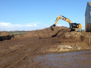 Hole digging