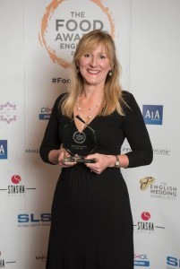 Caroline Food Awards England 2017