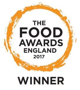Food Awards 2017 winner